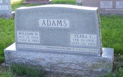 William Marion Adams
