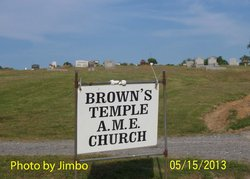 Browns Temple AME Church Cemetery
