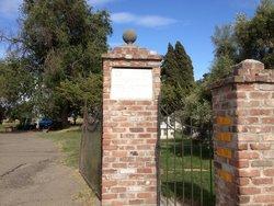 Congregation Adas Yeshuran of Stockton Cemetery