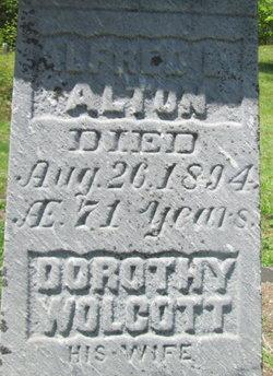 Dorothy <i>Wolcott</i> Alton