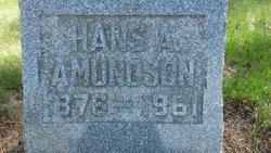 Hans Andreas Amundson