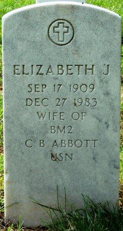 Elizabeth J Abbott