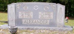 Durward Frederick Alexander