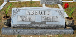 Ozelma <i>Shelley</i> Abbott