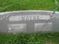 John David Meyer