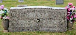 Rader E. Hare