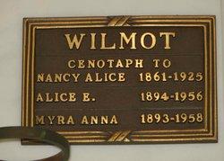 Myra Anna Wilmot