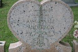 Kang Inn <i>Lee</i> Anderson