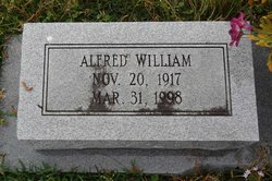 Alfred William Andrews, Sr
