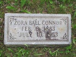Zora <i>Ball</i> Connor