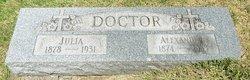 Alexander Doctor