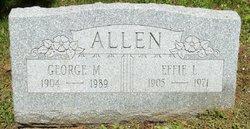 Effie L. Allen