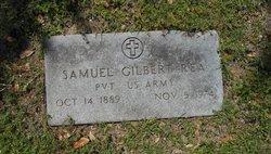 Pvt Samuel Gilbert Rea