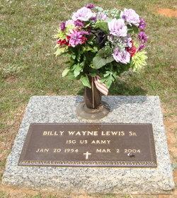Billy Wayne Lewis, Sr