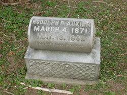 Rudolphus Roderick Auxier