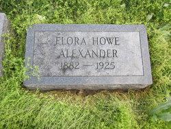 Flora <i>Howe</i> Alexander
