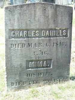 Mima <i>Dart</i> Daniels
