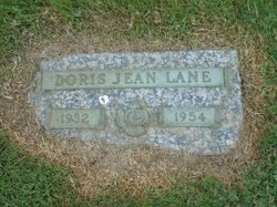 Doris Jean Lane