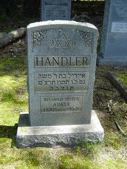 Adele Handler