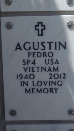 Pedro Augie Agustin