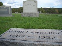 John Lawrence Accola