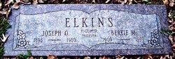 Bertie Mae <i>Depuy</i> Elkins