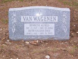 Ruth Lillian <i>Cole</i> Van Wagenen