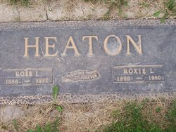 Roxie L. <i>Stroops</i> Heaton