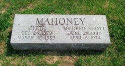 Thomas Clete Mahoney