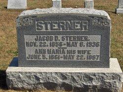 Jacob Deagan Sterner