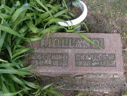 Charles H Holland