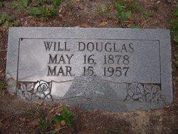 Will Douglas