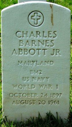 Charles Barnes Abbott, Jr