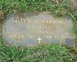 Allen D Harding, Jr