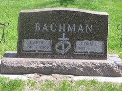 Carol Jane <i>Otto</i> Bachman