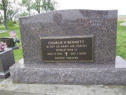 Charlie H Bennett