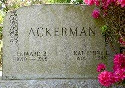 Howard B. Ackerman