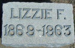 Lizzie F. <i>Matthews</i> Farber