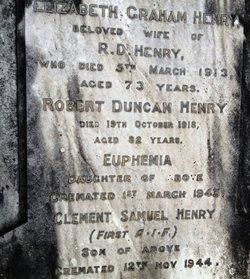 Clement Samuel Henry