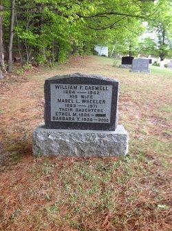 Mabel L <i>Wheeler</i> Caswell