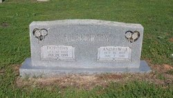 Dorothy Vinner <i>Thomas</i> Alberty