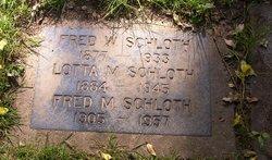 Frederick William Schloth