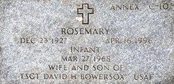 Infant (Son) Bowersox
