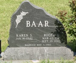 Roger D Baar