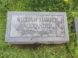 William Harper Alexander