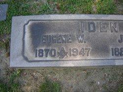 Dr Eugene Wilson Iden