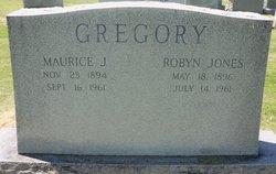 Robyn <i>Jones</i> Gregory
