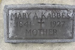 Mary A. Kabbes