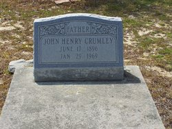 John P Crumley