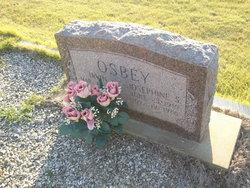 Josephine S Osbey
